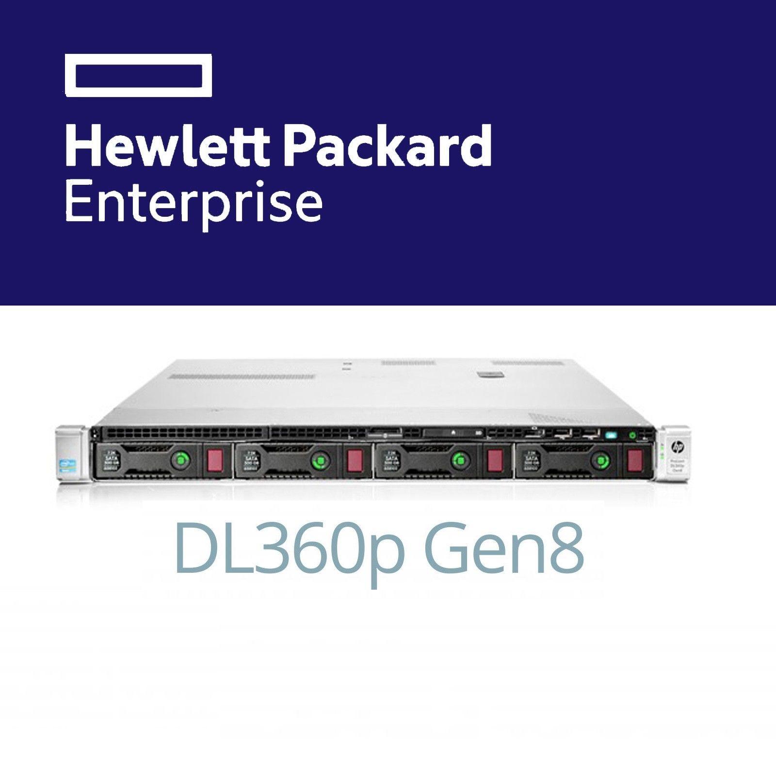 HP-ProLiant-DL360p-Gen8-V2-4x-LFF-128GB-RAM-2x-E5-L-Intel-Xeon-Ten-Core-1U-Serve