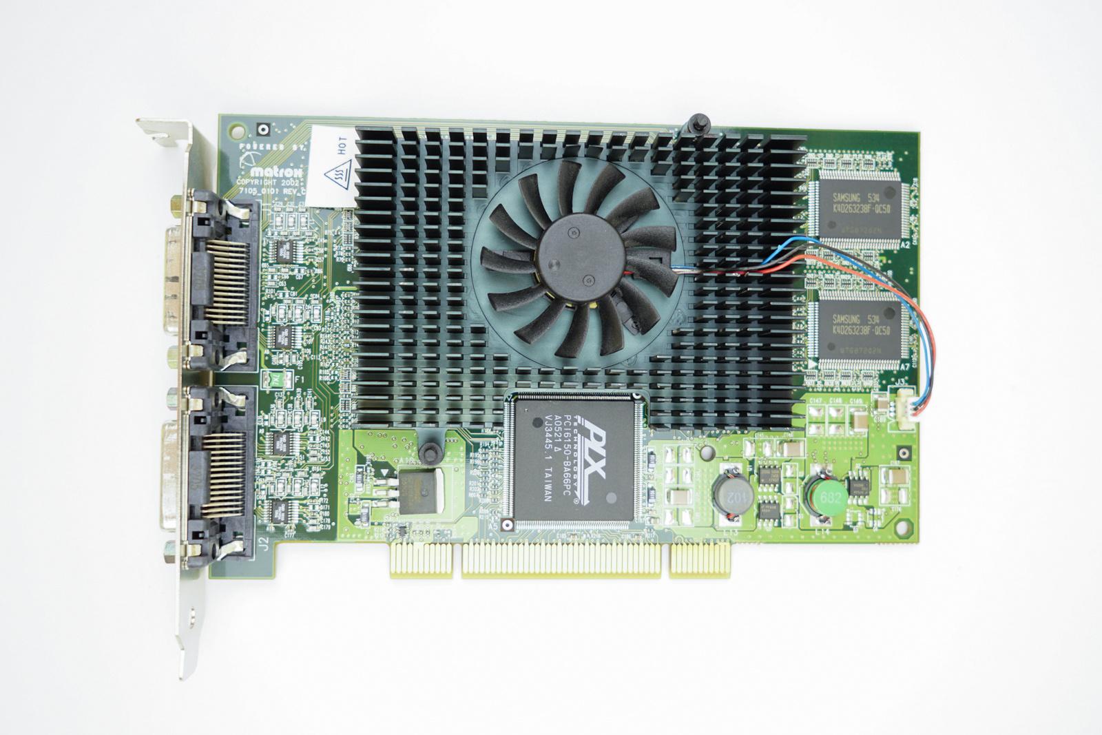 MATROX G45X4QUAD-B DRIVER PC