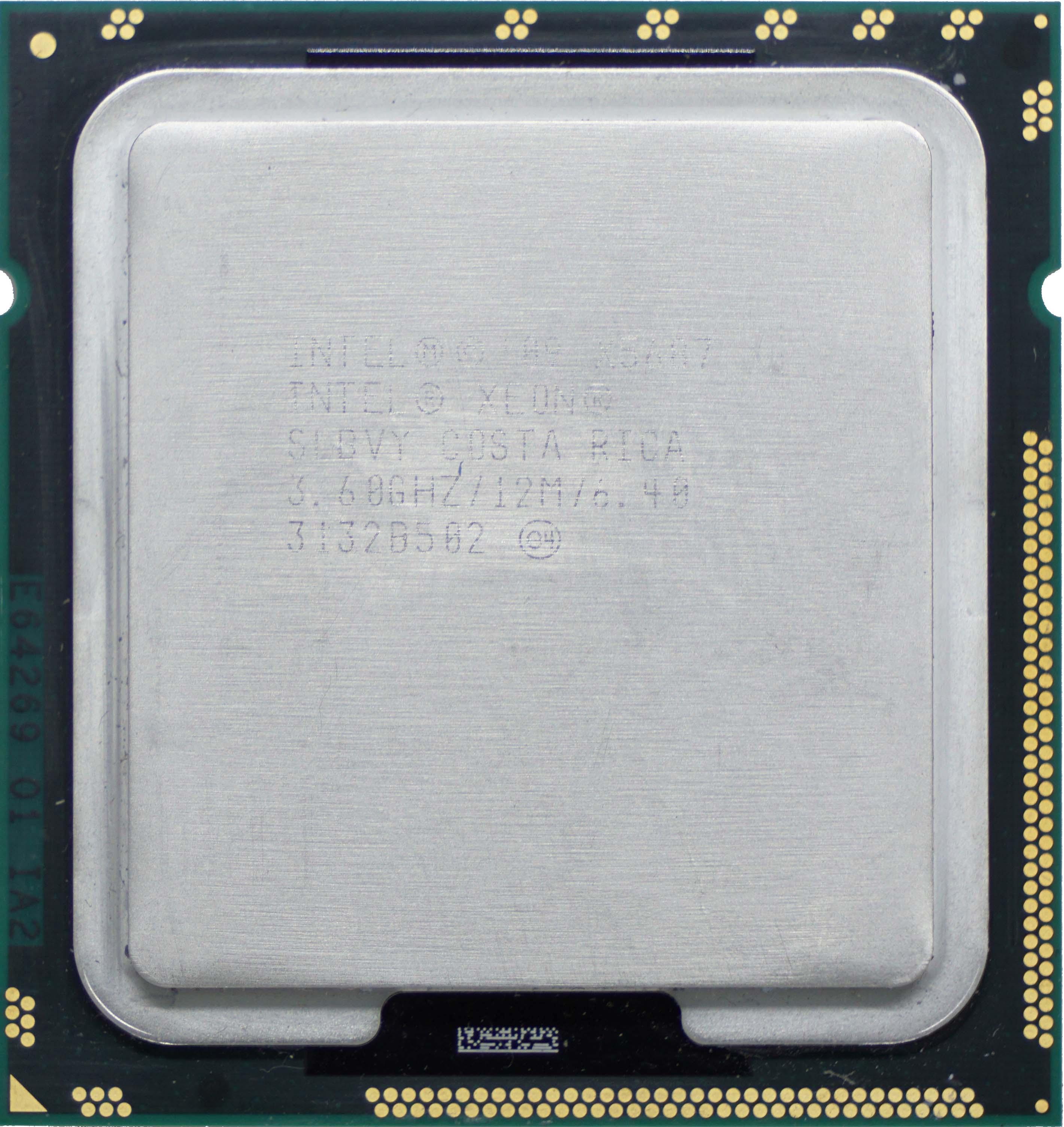 Details about Intel Xeon X5687 (SLBVY) 3 60GHz 4-Core LGA1366 CPU