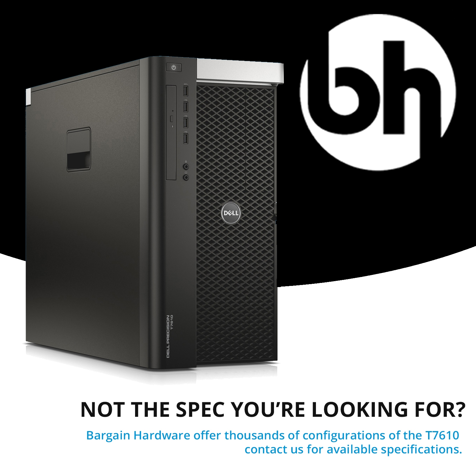 Details about Dell Precision T7610 Tower Server 256GB RAM 2x Eight Core  E5-2687 V2