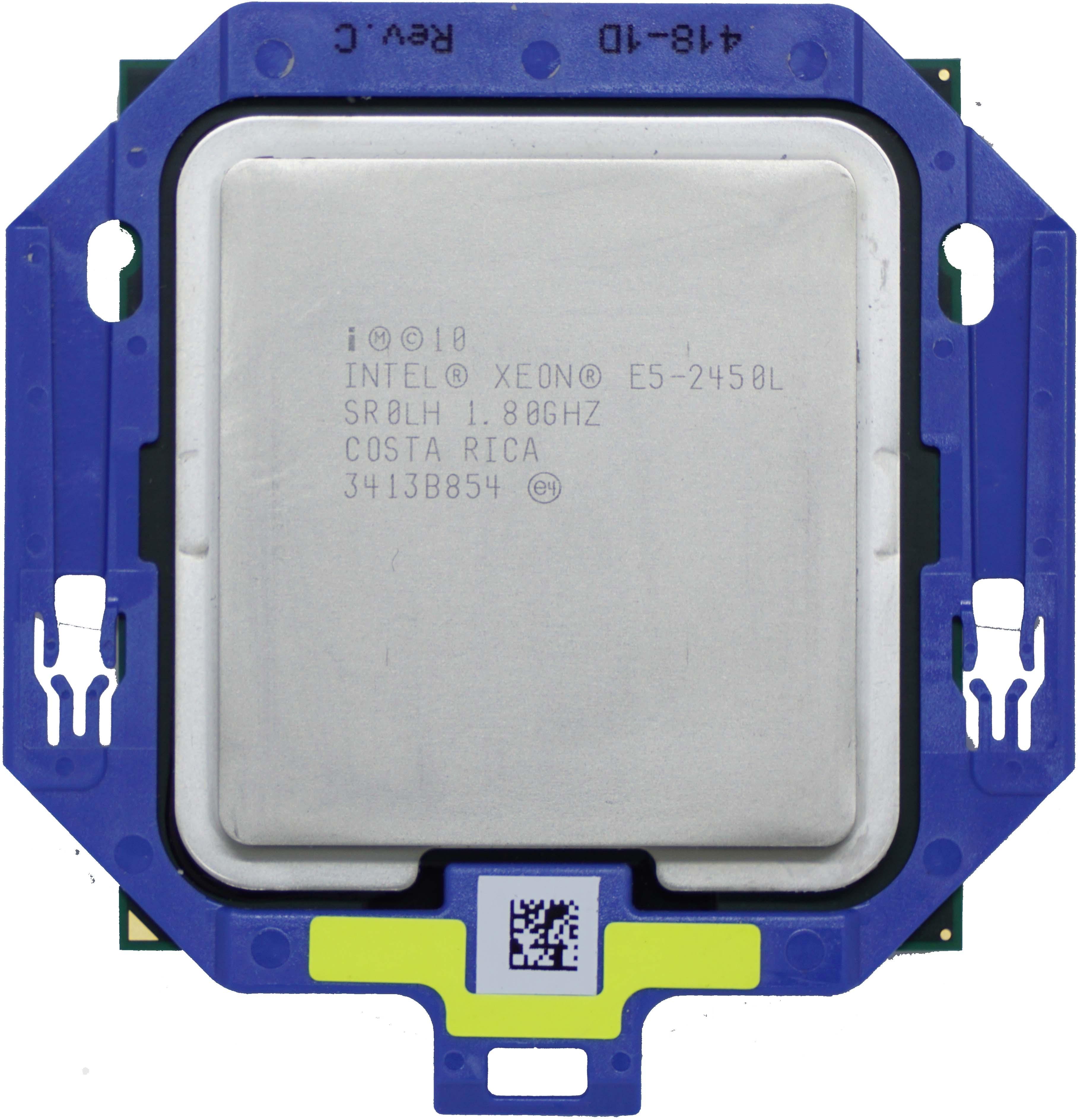 Intel Xeon E5-2450L E5 2450L 1.8 GHz Eight-Core Sixteen-Thread CPU Processor 20M 70W LGA 1356