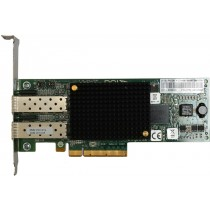 IBM LPe12002 Dual Port - 8Gbps SFP Full Height PCIe-x8 HBA