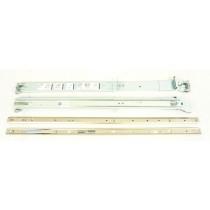 Dell B4 R510, R520, R720, R740 Static Rail Kit