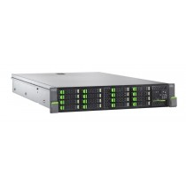 "Fujitsu Primergy RX300 S8 2U 16x 2.5"" (SFF) - Front"
