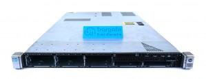 HP ProLiant DL360e Gen8 - 8x SFF Hot-Swap SAS - Hot-Swap PSU Barebones Server