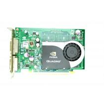 HP nVidia Quadro FX370 - 256MB DDR2 PCIe-x16 FH
