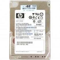 "HP (507119-003) 146GB Dual Port SAS-2 (SFF 2.5"") 6Gbps 10K HDD"