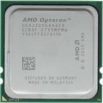 AMD Opteron 2220 2.80Ghz Dual (2) Core CPU