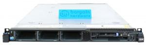 IBM System X3550 M2 (7946) 6x SFF Hot-Swap SAS & PSU 1U Barebones Server