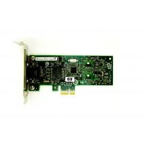 HP NC112T Single Port - 1GbE RJ45 Low Profile PCIe-x1 Ethernet