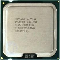 Intel Pentium E5400 (SLGTK) 2.70Ghz Dual (2) Core LGA775 65W CPU