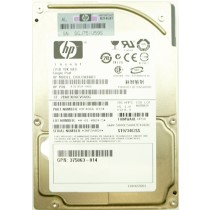 HP (431954-002) 72GB SAS-1 (SFF) 3Gb/s 10K HDD