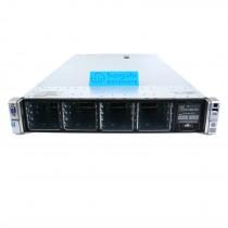 "HP ProLiant DL380p Gen8 2U 16x 2.5"" (SFF) - Front"