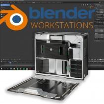 Blender Pre-Configured Workstation