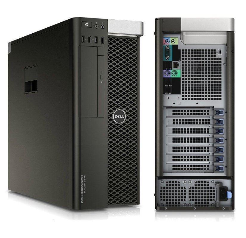 Dell Precision T5810 Workstation Configure To Order
