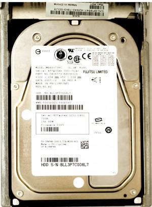 Dell (RW548) 73GB SAS-1 (LFF) 3Gb/s 15K in 9G Hot-Swap Caddy