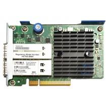 HP InfiniBand FDR 544+FLR-QSFP  Dual Port - 10/40Gb QSFP Flexible LOM HCA