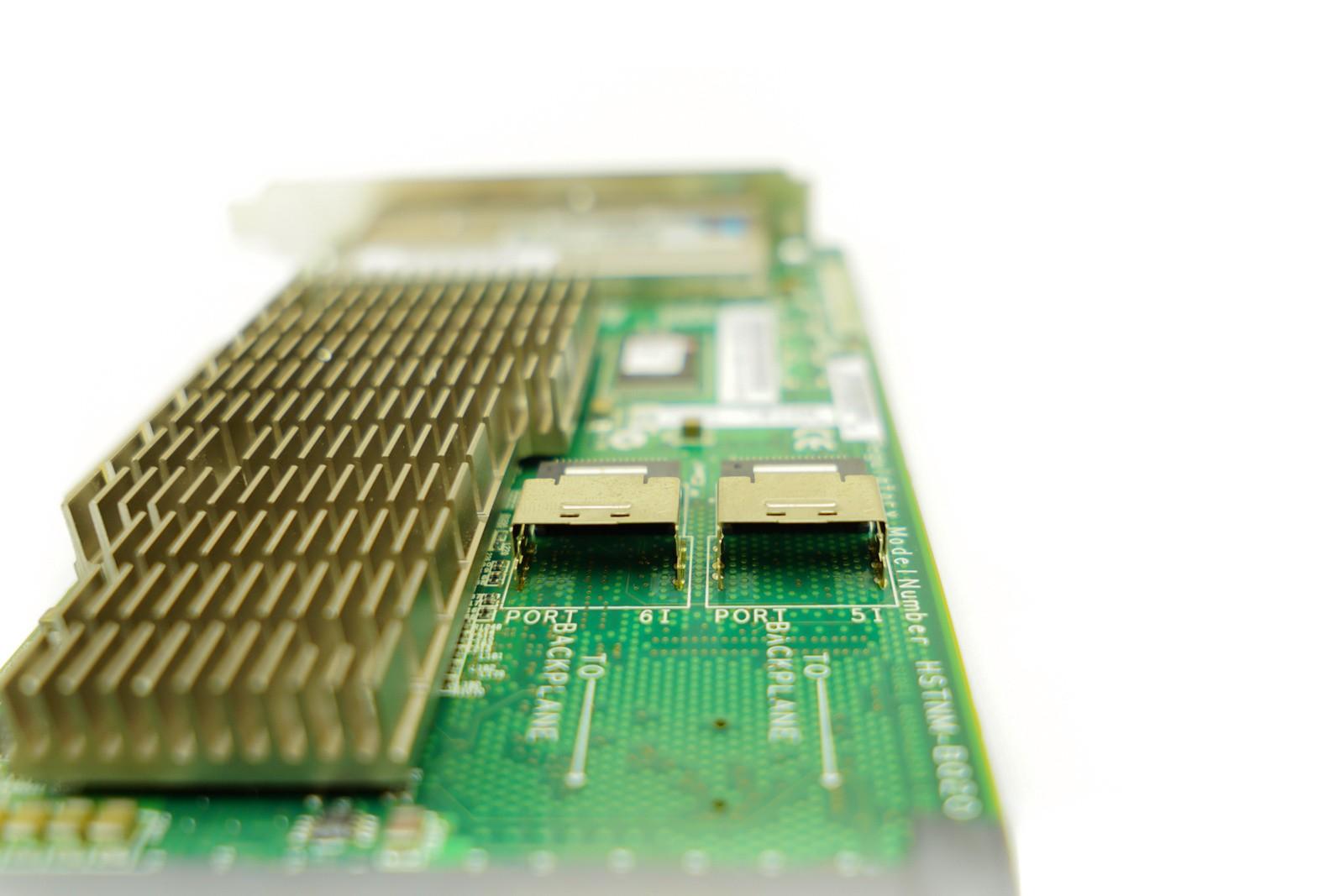 HP Smart Array P812 G6, G7 - FH PCIe-x8 RAID Controller