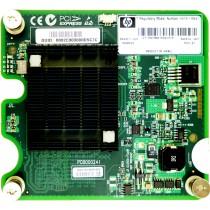 HP ConnectX-2 Dual Port - 40Gbps BL-c 4X QDR Mezz HCA
