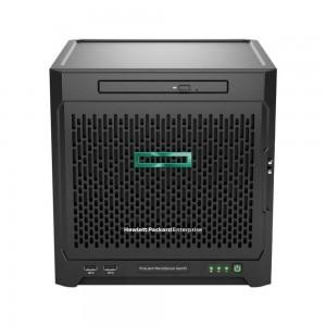 """HP ProLiant MicroServer Gen10 4x 3.5"""" (LFF) - Front"""