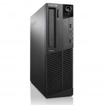 Lenovo ThinkCentre M73 SFF Front Side-Left Image