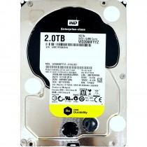 """Western Digital (WD2000FYYZ) 2TB SATA-III (3.5"""") 6Gbps 7.2K HDD"""