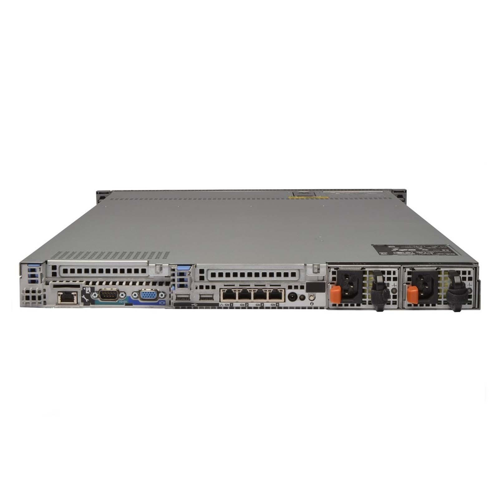 Dell PowerEdge R630 1U 8x 2 5 (SFF)