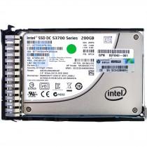 "HP (691842-002) 200GB SATA III (SFF 2.5"") 6Gbps SSD - In G8 Caddy"
