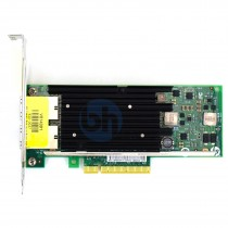 HP 561T Dual Port - 10GbE RJ45 Full Height PCIe-x8 CNA