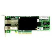 IBM LPe12002 Dual Port - 8Gbps SFP Low Profile PCIe-x8 HBA