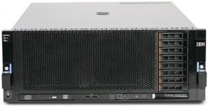 "IBM System X3850 X5 (4U) 4x 2.5"" (SFF)"