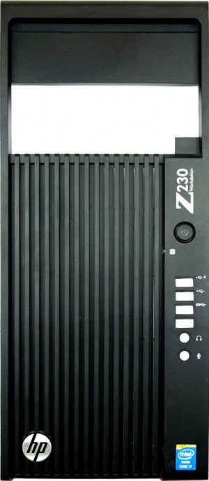 HP Z230 Tower Front Bezel