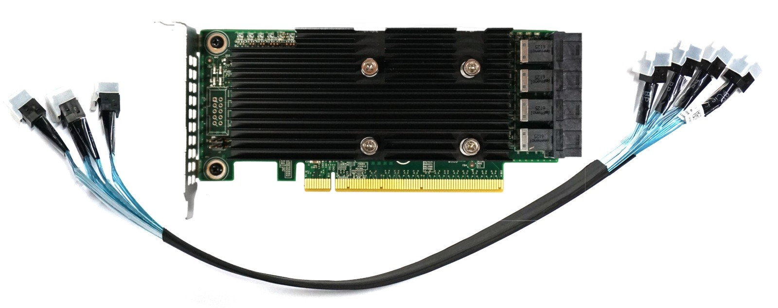 Dell (GY1TD) PowerEdge R630 10xSFF U.2 NVMe Enablement Kit (K9TVP)
