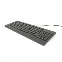 Lenovo Slim - Keyboard (Black, USB) New