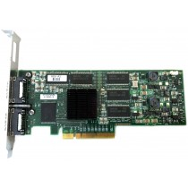 Voltaire 400EX Dual Port - 10GbE DDR Full Height PCIe-x8 HCA