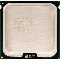 Intel Xeon 5150 (SLABM) 2.66Ghz Dual (2) Core LGA771 65W CPU