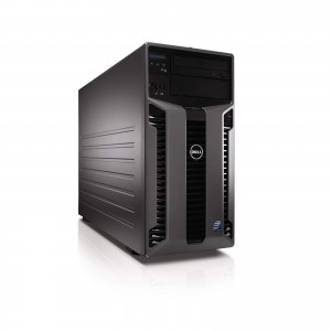 Dell T710 Tower Server - Front