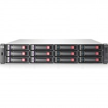 HP StorageWorks P2000 G3 - Front