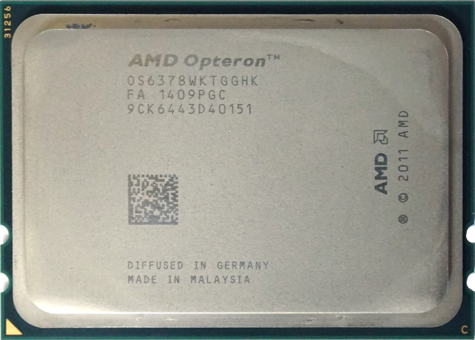 Amd Opteron 6378 2 40ghz Sixteen 16 Core Cpu Processor