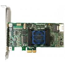 Adaptec RAID ASR-6405E 128MB - FH PCIe-x1 SAS RAID Controller