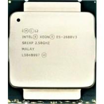 Intel Xeon E5-2680 V3 (SR1XP) 2.50Ghz Twelve (12) Core FCLGA2011-3 120W CPU