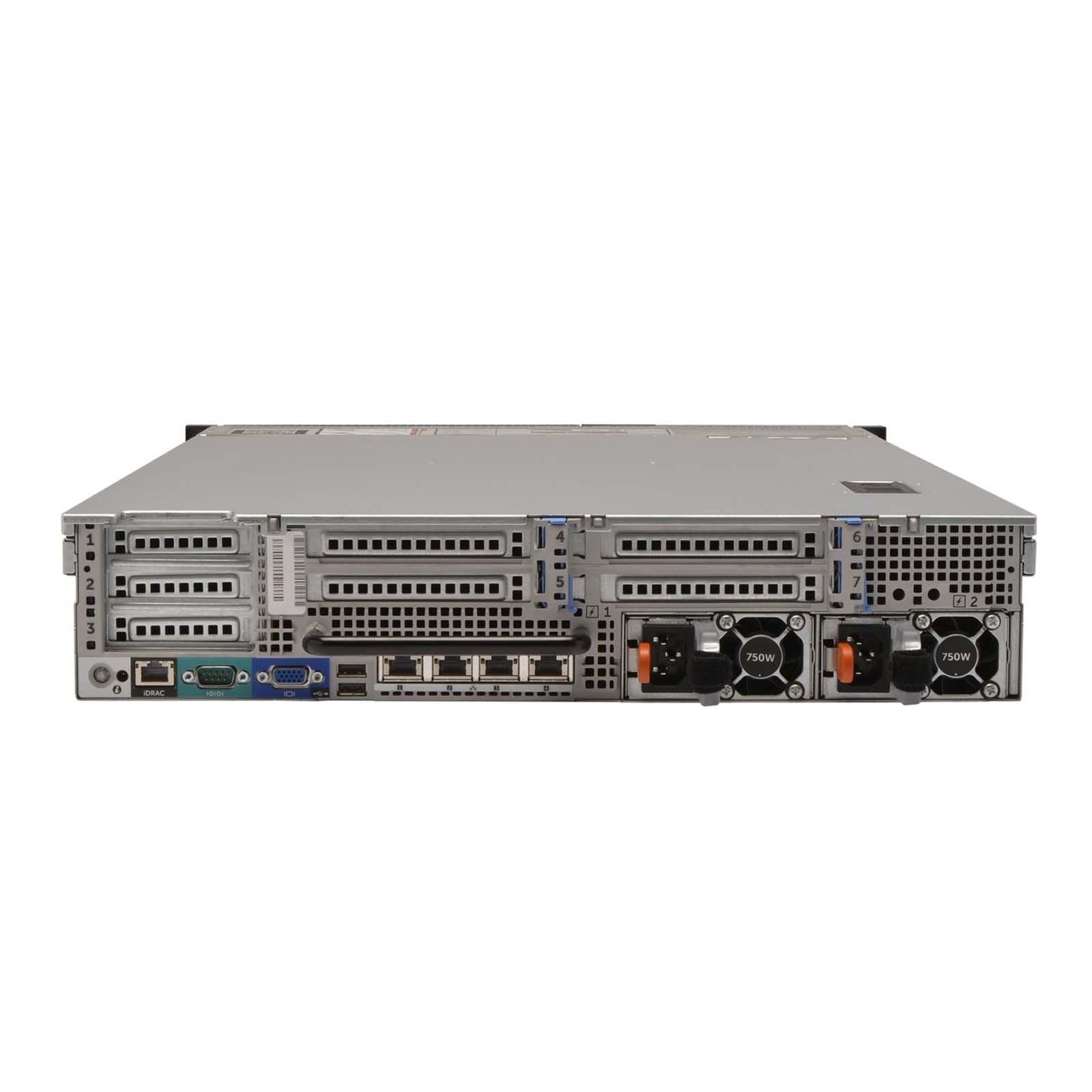 Dell PowerEdge R720 (2U) 8x 3 5 (LFF)