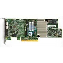 LSI MegaRaid SAS 9361-4i 1GB - LP PCIe-x8 12Gbps SAS Controller