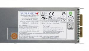 SuperMicro (PWS-920P-SQ) CSE-826, CSE-847 Hot-Swap PSU 920W
