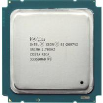 Intel Xeon E5-2697 V2 (SR19H) 2.70Ghz Twelve (12) Core LGA2011 130W CPU