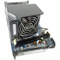 HP Z620 2nd CPU Riser Board Heatsink & Fan