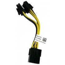 """Dell PCIe-8-Pin to 2x 6-Pin PCIe GPU Power Cable 5"""""""