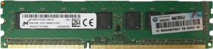 HP (647658-081) - 8GB PC3L-10600E (DDR3 Low-Power-1333Mhz, 2RX8)