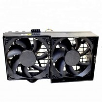 Dell Precision T3500,T5500 Front Dual Fan Assembly