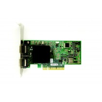 Voltaire 500EX-D Dual Port - 20Gbps DDR2 Full Height PCIe-x8 HCA